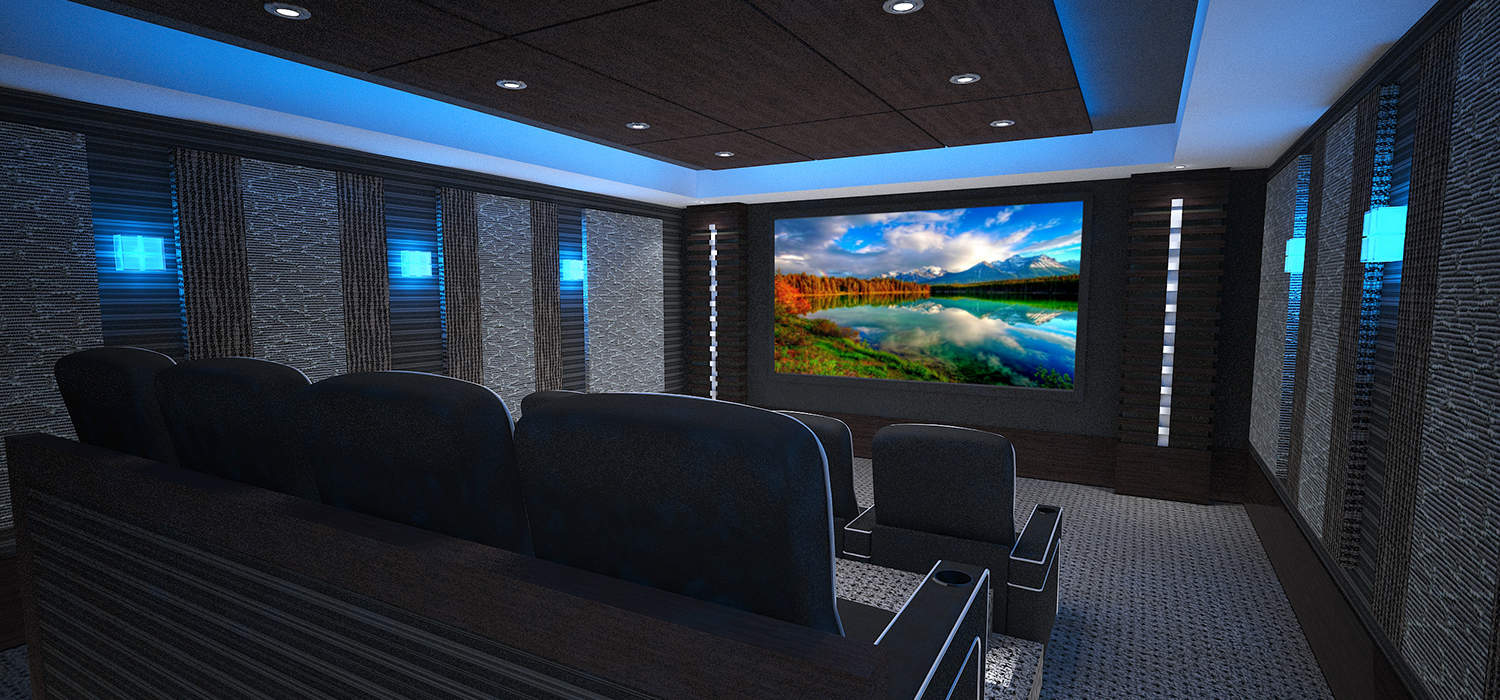 home theater service