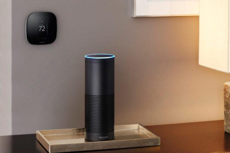 Amazon Echo and Ecobee Thermostat