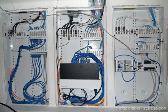 Home Media Wiring Diagram : Home network for your or office cinema systems