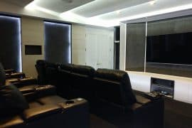 Copa House – Home Theater Installation