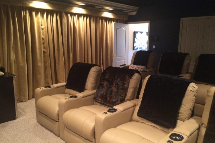 Choosing Your Home Theater Chairs