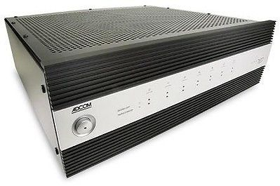 Remnant of the Past Still Going Strong (Adcom Multi-Channel Amplifiers)