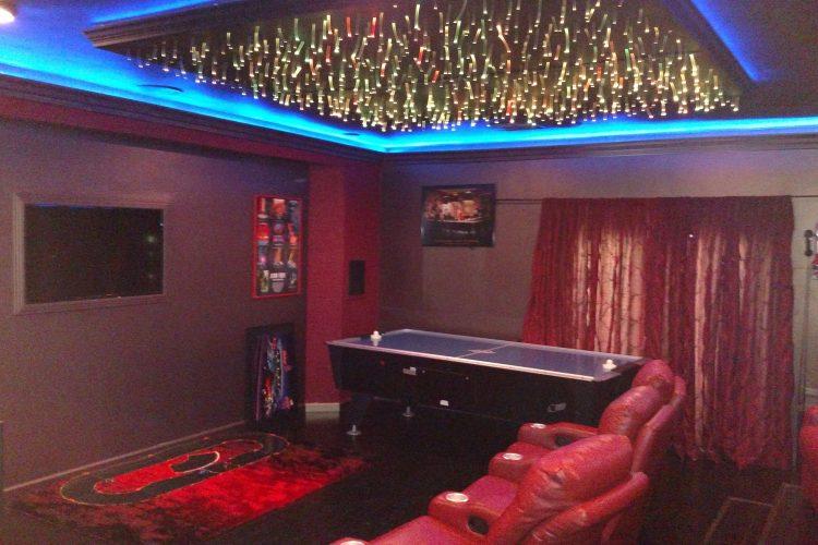 Custom Home Theater (Media Room)
