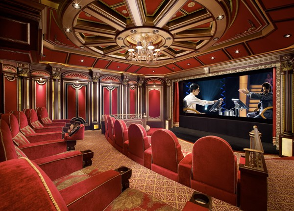 How Much Does Home Theater Cost?