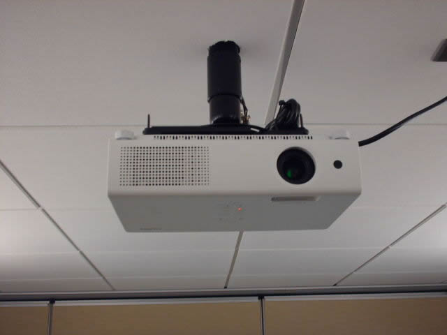 Tips on Mounting Ceiling Projectors
