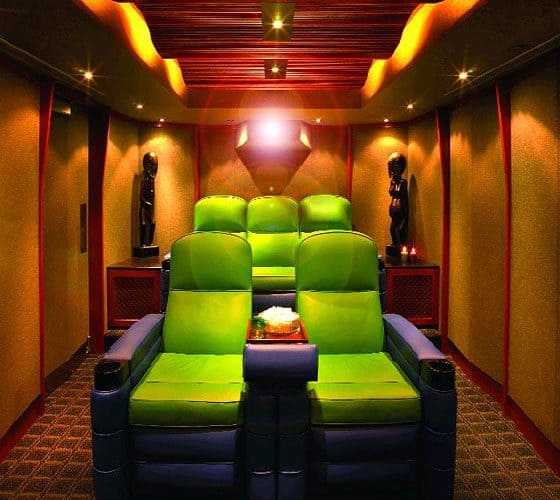 How Can You Convert Your Small Room Into a Home Theater?