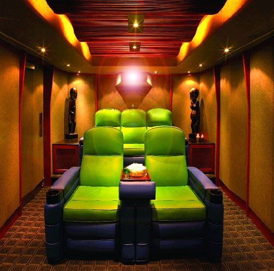 Convert Your Small Room Into A Home Theater