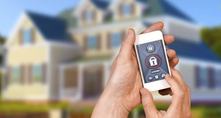 Home Automation for Safety and Security