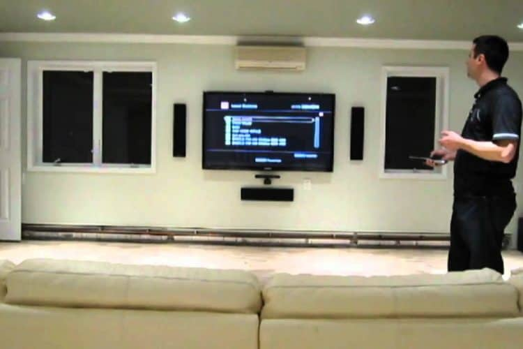 Why You Need A Professional To Set Up Your Home Theater System?