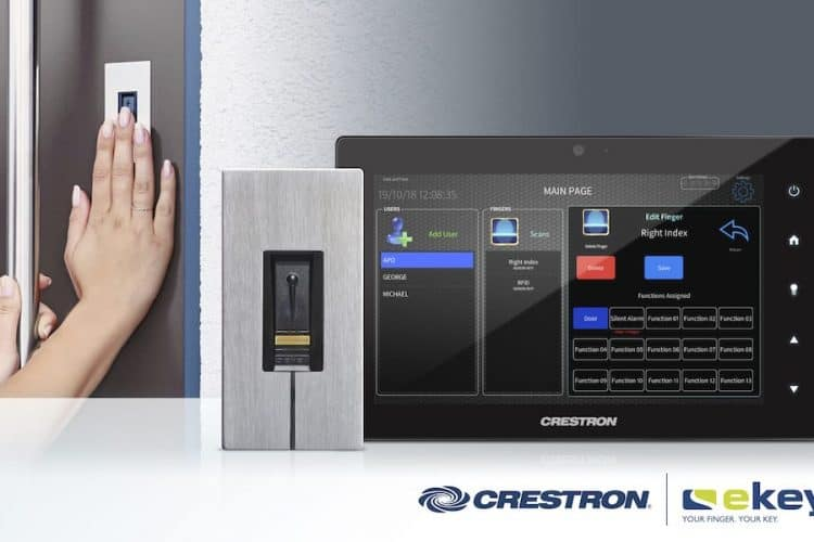 certified & authorized creston dealer